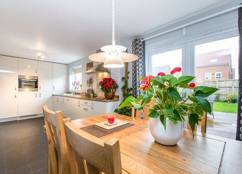 Thumbnail 4 bed detached house for sale in Wells Avenue, Lostock Gralam, Northwich, Cheshire