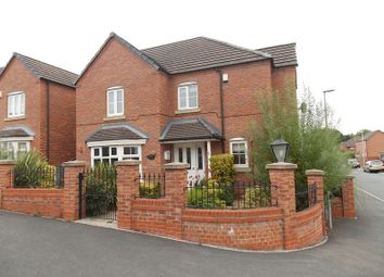 Thumbnail 4 bed detached house to rent in Gadbury Fold, Atherton, Manchester