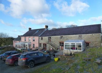 Thumbnail 11 bed detached house for sale in Parcyneithw, Llechryd, Cardigan, Pembrokeshire