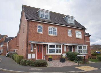 Thumbnail 4 bed semi-detached house for sale in Linton Close, Off London Road, Carlisle, Cumbria