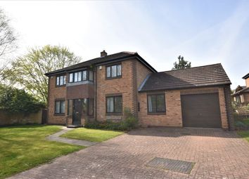 Thumbnail 4 bed detached house to rent in Aykley Court, Durham