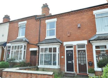 Thumbnail 2 bedroom terraced house for sale in Newlands Road, Stirchley, Birmingham