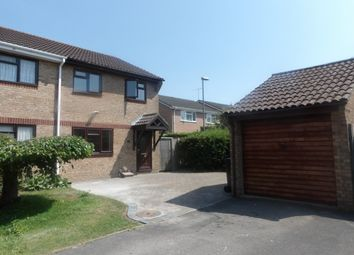Thumbnail 3 bed property to rent in Davenport Close, Upton, Poole