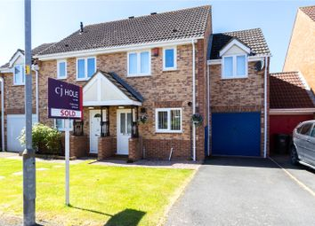 Thumbnail 3 bed semi-detached house to rent in Mandalay Drive, Norton, Worcester