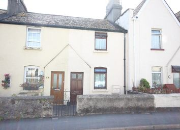 Thumbnail 2 bed terraced house for sale in Quay Road, Newton Abbot
