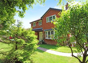 Thumbnail 5 bed detached house for sale in Ness Close, Sparcells, Swindon