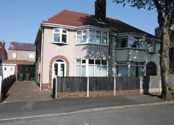 Thumbnail 3 bed semi-detached house to rent in Kingswood Drive, Crosby, Liverpool