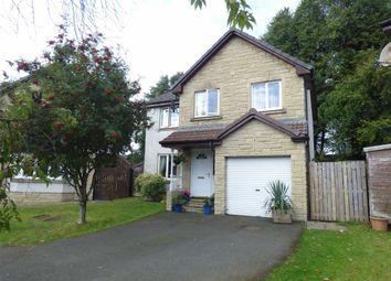 Thumbnail 4 bedroom detached house for sale in Lumsden Park, Cupar, Fife