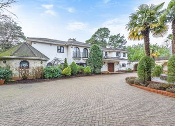 Thumbnail 4 bed detached house for sale in South Ridge, St. Georges Hill, Weybridge