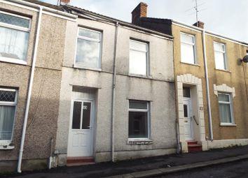 Thumbnail 3 bedroom terraced house for sale in Dillwyn Street, Llanelli