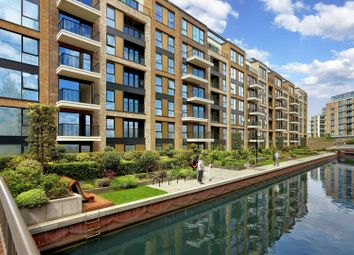 Thumbnail 3 bed flat for sale in Chelsea Creek, Fulham