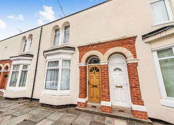 Thumbnail 3 bed terraced house for sale in Westcott Street, Stockton-On-Tees