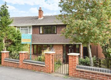 Thumbnail 3 bed semi-detached house for sale in Sullivan Road, Basingstoke