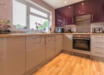 Thumbnail 1 bed flat for sale in Woburn Close, Stevenage