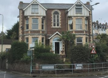 Thumbnail 1 bed flat to rent in Colley End Road, Paignton