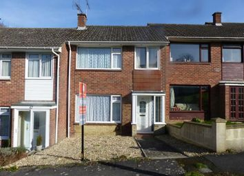 Thumbnail 3 bed terraced house for sale in Syward Close, Dorchester, Dorset