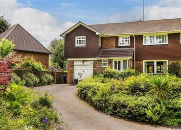 Thumbnail 4 bed semi-detached house for sale in Bluehouse Lane, Limpsfield, Surrey