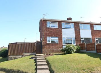Thumbnail 3 bed semi-detached house for sale in The Vineway, Dovercourt, Harwich