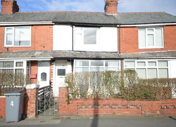 Thumbnail 2 bedroom terraced house for sale in Stanmore Avenue, Blackpool