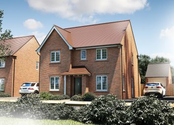 "Thumbnail 4 bed detached house for sale in ""The Berrington"" at Oakley Wood Road, Bishops Tachbrook, Leamington Spa"