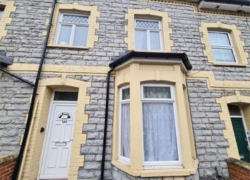 Thumbnail 1 bed flat to rent in Windsor Road, Penarth