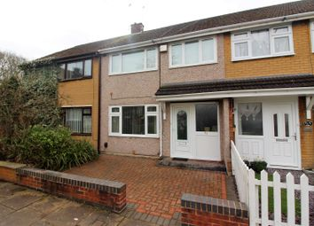 Thumbnail 3 bed terraced house for sale in Frilsham Way, Allesley, Coventry