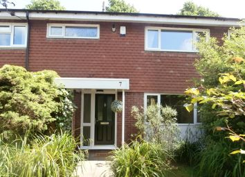 Thumbnail 3 bed terraced house for sale in Wilmcote Drive, Four Oaks, Sutton Coldfield
