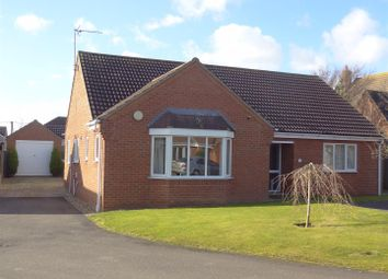 Thumbnail 3 bed bungalow for sale in The Firs, Ruskington, Sleaford