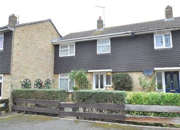 Thumbnail 2 bed terraced house for sale in Coldhams Crescent, Huntingdon, Cambridgeshire