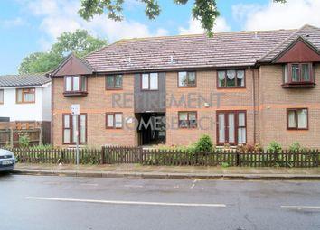 Thumbnail 1 bedroom flat for sale in Fernleigh Court, Romford