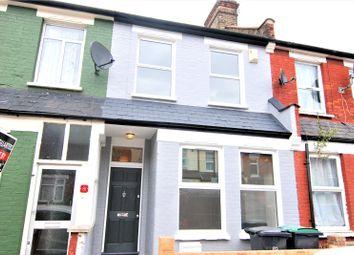 Thumbnail 4 bed terraced house to rent in Rosebery Avenue, Tottenham, London