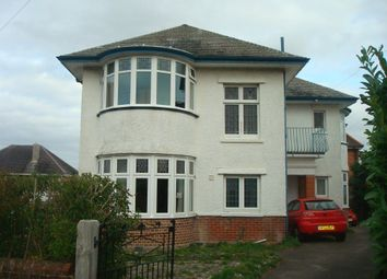 Thumbnail 2 bed flat to rent in Hillcrest Road, Winton, Bournemouth