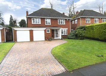 Thumbnail 4 bed detached house for sale in Corfton Drive, Tettenhall, Wolverhampton