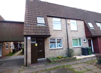 Thumbnail 3 bed end terrace house for sale in Paynels, Orton Goldhay, Peterborough, Cambridgeshire