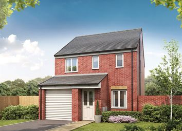 "Thumbnail 3 bedroom semi-detached house for sale in ""The Rufford"" at Faldo Drive, Ashington"
