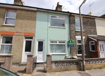 Thumbnail 3 bedroom terraced house to rent in Queens Road, Lowestoft