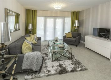 Thumbnail 2 bed flat for sale in Egerton Place, Off Richmer Road, Erith, Kent