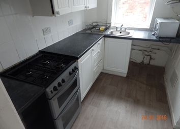 Thumbnail 2 bedroom terraced house to rent in Spansyke Street, Doncaster