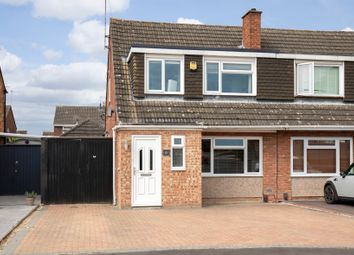 Thumbnail 3 bed semi-detached house for sale in Kingscote Road West, Cheltenham