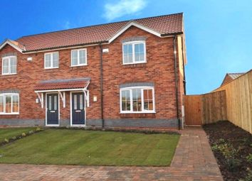 Thumbnail 3 bed semi-detached house for sale in Plot 272, The Canterbury, Falkland Way, Barton-Upon-Humber, North Lincolnshire