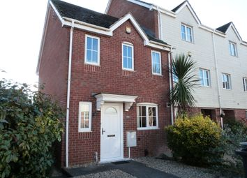 Thumbnail 3 bed end terrace house for sale in Cypress Gardens, Longlevens, Gloucester