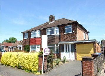 Thumbnail 3 bed semi-detached house for sale in Hazel Drive, Spondon, Derby