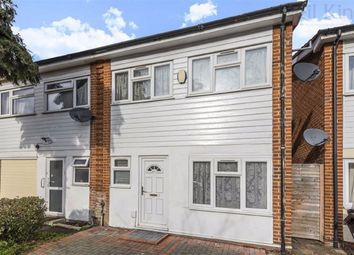 Thumbnail 4 bed semi-detached house for sale in Elmcroft Avenue, Wanstead, London