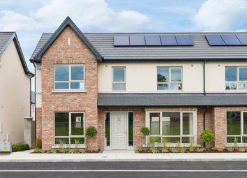 Thumbnail 3 bed semi-detached house for sale in Carton Grove, Leixlip Road, Maynooth, Co. Kildare