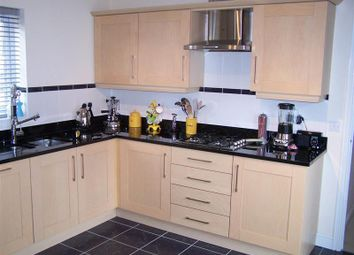 Thumbnail 4 bed detached house to rent in Hansel Close, Sugar Way, Peterborough
