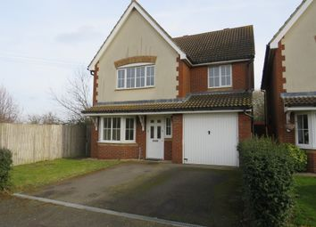 Thumbnail 4 bed detached house for sale in Blackthorn Road, Hersden, Canterbury