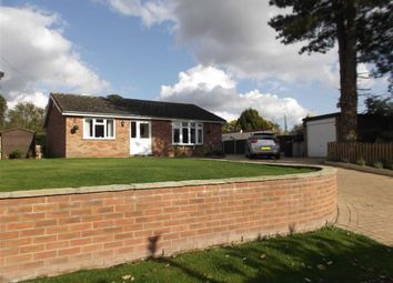 Thumbnail 3 bedroom bungalow to rent in The Council Houses, Lissington, Lincoln
