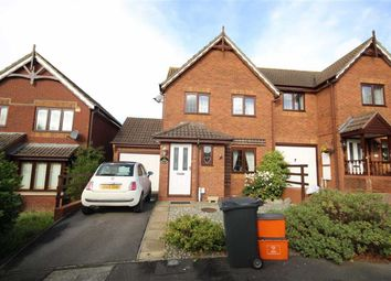 Thumbnail 3 bed semi-detached house for sale in Thornhill Drive, St Andrews Ridge, Wilts