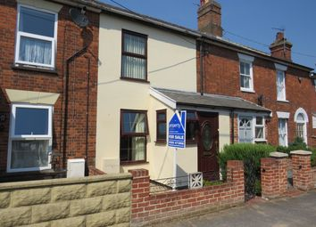 Thumbnail 3 bed terraced house for sale in Denmark Road, Beccles