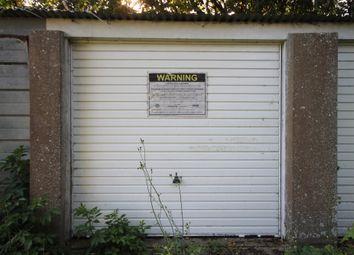 Thumbnail Parking/garage for sale in Norfolk Road, Littlehampton